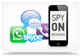 spy software for iPhone